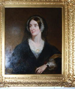 Frances' Sister-in-law Dame Louisa Wood (Fanning)