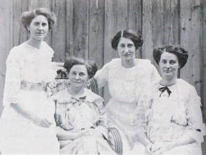 John Smith jnr family 1913