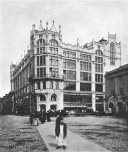 Muir and Mirrielees store in Moscow