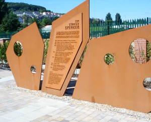 Sir Stanley Spencer Tribute Sculpture