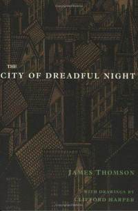 city-dreadful-night-james-thomson-paperback-cover-art