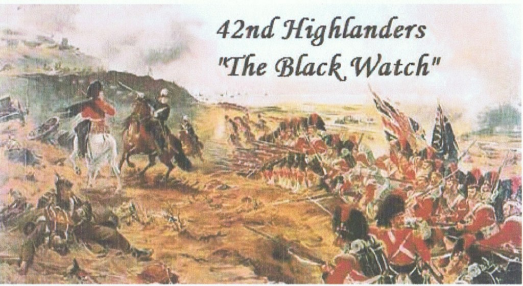 42 Highlanders Black Watch