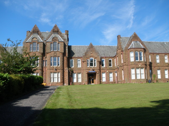 ravenscraig hospital