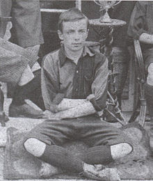 Charles William Miller footballer