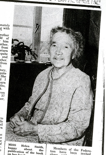 Helen Smith of Greenock, John snr's grand-daughter at the age of 90 (in 1985) recalling memories of her great uncles and their time in Russia.