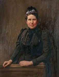 Mrs Mary McPherson