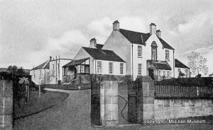 Duncan McPherson Cottage Hospital, Gourock (Mclean Museum, Greenock)
