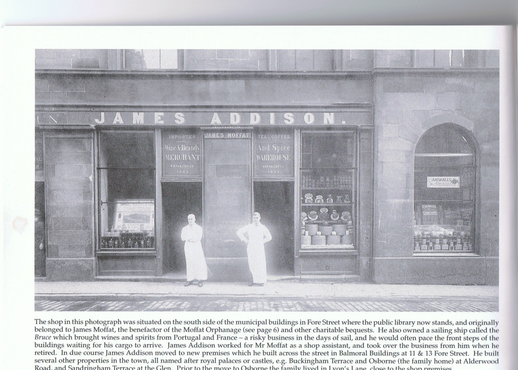 james moffat - shop