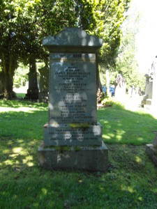 Finlay Rankin, Chief Engineer Clan McEwen, died 28 April 1916 aged 58.