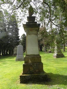IsabelMeldrum, Nursing Sister Territorial Force Nursing Service, died of illness 2 February 1918.
