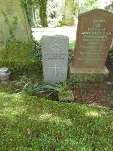 S Magee, Lance Sergeant East Lancashire Regiment, died 24 May 1917 aged 33