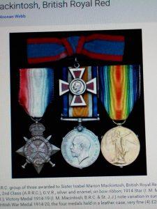 isabel-marion-mackintosh-medals