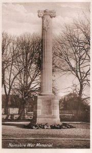 Nairnshire War Memorial